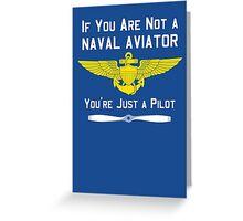 Naval Aviator Greeting Card