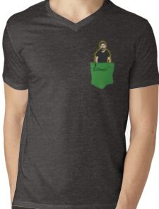 JUST DO IT - Shia Labeouf Pocket Companion Mens V-Neck T-Shirt