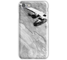 B-25 Bomber Over Germany iPhone Case/Skin