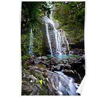 Wailua Falls, Hana, Maui Poster