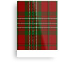 00012 Scott Clan Tartan  Metal Print