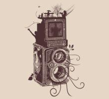 Retro Rolleiflex - Evolution of Photography - Vintage #2