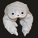 Towel Frog by Rosalie Scanlon