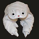 Towel Frog by Rosalie Scanlon