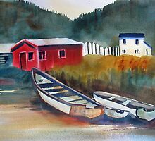 Down East (Newfoundland, Canada) by bevmorgan