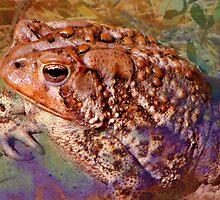 Freaky Frog by vigor