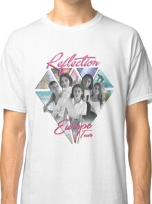 Fifth Harmony // Reflection European Tour Classic T-Shirt