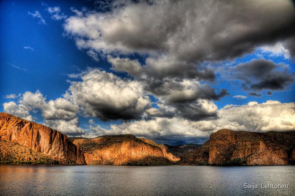 Canyon Lake by Saija  Lehtonen