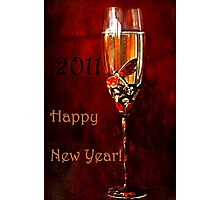 """Happy New Year to You ! ..."" Photographic Print"