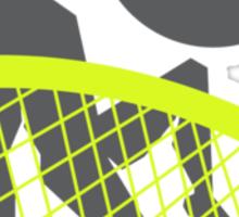 Future Tennis Sticker