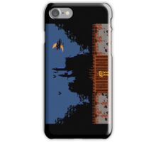 Castlevania - Dracula's Castle iPhone Case/Skin