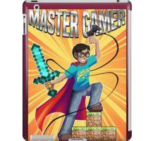 Master Gamer iPad Case/Skin