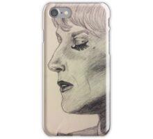 Christina chapel iPhone Case/Skin