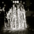 Water Fountain by Nancy Fred