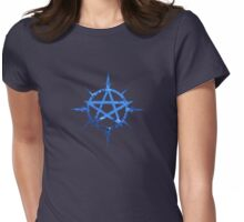 Demon: The Fallen Symbol Womens Fitted T-Shirt