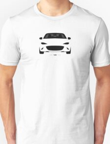 ND simplistic front end design Unisex T-Shirt
