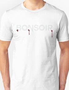 Bonsoir - Light Unisex T-Shirt