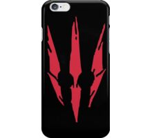 The Witcher 3 - Wild Hunt Mark iPhone Case/Skin