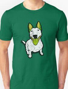 Lola Lugs Bull Terrier  Unisex T-Shirt