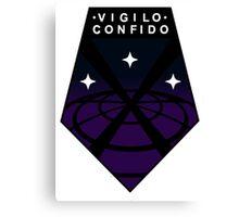 vigilo confido logo Canvas Print