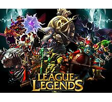 League of Legends 61 Photographic Print