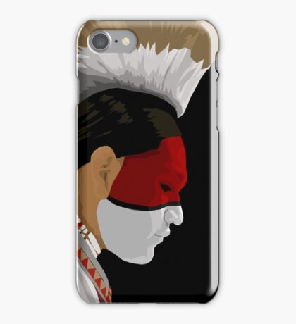 Waiting For The Drums iPhone Case/Skin