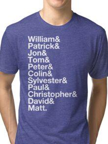 Type Doctors Tri-blend T-Shirt