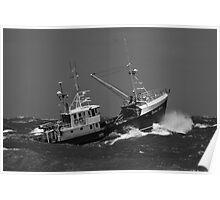 Rachel Maree Fishing Trawler Poster