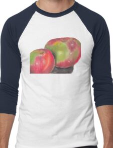 Temptation fruit Men's Baseball ¾ T-Shirt