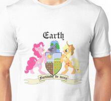 Earth Pony Crest Unisex T-Shirt