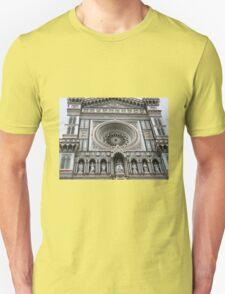 Facade of the Duomo - Florence T-Shirt