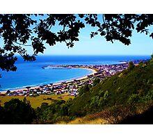 View of Apollo Bay Photographic Print