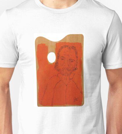 Easel Man Unisex T-Shirt