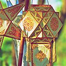Northern Thai Lantern by Kornrawiee