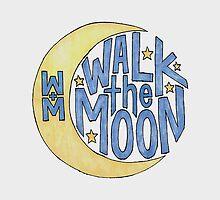 Walk the Moon Logo by joannaliu17