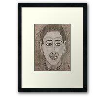 The Student Framed Print