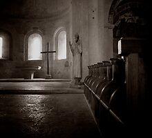 Le Thoronet Abbey by photo-kia