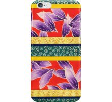 Ethnic tribe texture pattern iPhone Case/Skin