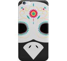 Dia De Los Muertos Bird iPhone Case/Skin