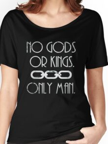Bioshock - No Gods or Kings Women's Relaxed Fit T-Shirt