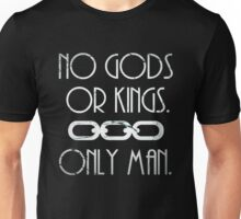 Bioshock - No Gods or Kings Unisex T-Shirt