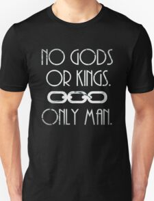 Bioshock - No Gods or Kings T-Shirt