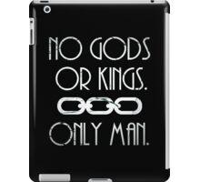 Bioshock - No Gods or Kings iPad Case/Skin