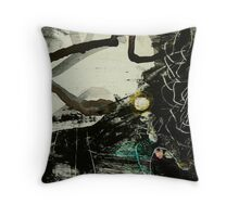 Daphne's Angel Throw Pillow
