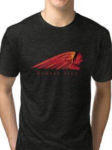 Kansas City Chiefs Tri-blend T-Shirt