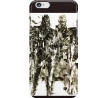 Metal Gear Solid iPhone Case/Skin