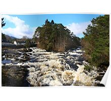Falls of Dochart Poster