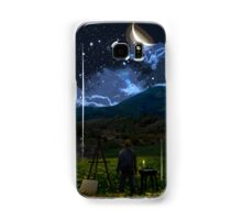 Vincent and The Night Samsung Galaxy Case/Skin