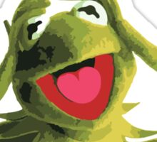 I Feel a Muppet Arm Flail Coming On! Sticker