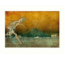 Daguerrotype Art Print